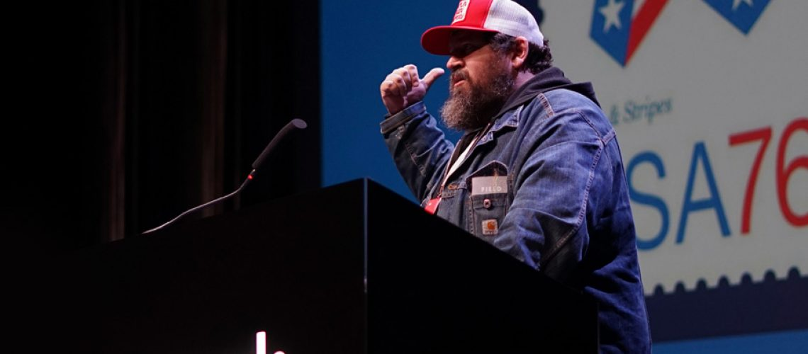 Talk: Aaron James Draplin - Things That Don't Have a Thing to Do with Graphic Design at Awwwards Conference San Francisco